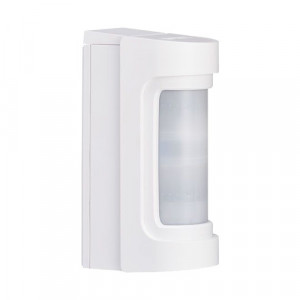 Detector de miscare PIR exterior, 90°, 12m, anti-masking, baterii - OPTEX VXS-RAM(W)