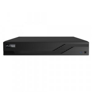 DVR Hybrid 4 canale 8MP, compresie H.265, HDMI 4K - ASYTECH VT-1404HT