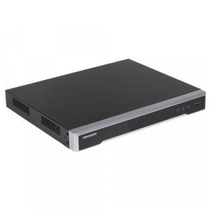 NVR 4K AcuSense 8 canale 12MP, 8 porturi PoE - HIKVISION DS-7608NXI-I2-8P-S