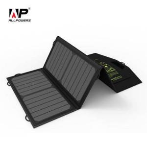 Panou solar portabil / încărcător 21W Allpowers