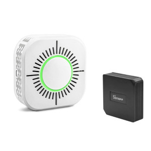 Senzor de fum RF SmartWise Smoke Pro
