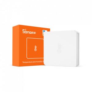 Senzor de temperatura si umiditate SONOFF Zigbee (SNZB-02)