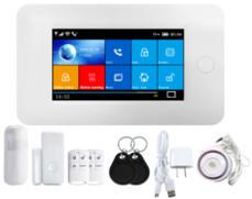 Sistem de alarmă inteligent wireless pentru casă PG-106 PGST Tuya