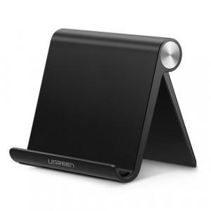 Suport portabil reglabil multi-unghi Ugreen pentru iPad E-reader sau telefon negru