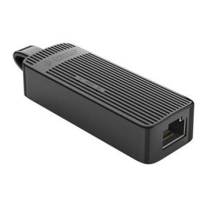 Adaptor de rețea ORICO USB la RJ45 (negru)