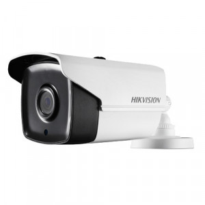 Camera TurboHD 5.0MP, PoC, lentila 2.8mm, IR 40M - HIKVISION DS-2CE16H0T-IT3E-2.8mm