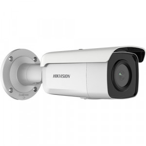 CameraCamera IP AcuSense 4MP, lentila 2.8mm, IR 60m, SD-card - HIKVISION DS-2CD2T46G2-2I-2.8mm