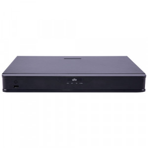 Hibrid NVR/DVR, 16 canale Analog 5MP + 8 canale IP - UNV XVR302-16Q