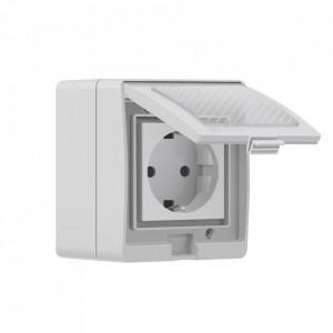 Priză inteligentă impermeabilă WIFI Sonoff S55 DE