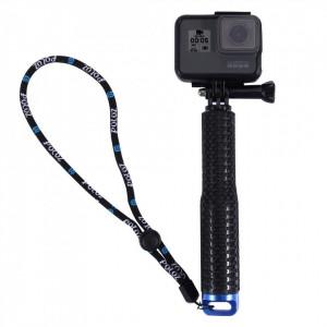 Selfie Stick Puluz pentru camere sport PZ150 - negru