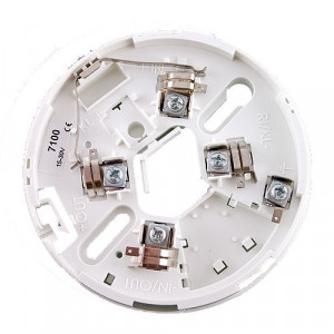 Soclu standard pentru detectorii adresabili din seria FD71xx - UNIPOS