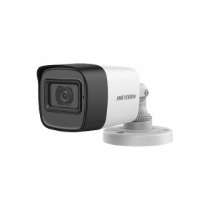 Camera 5MP, lentila 2.8mm, IR 30m, AUDIO integrat - HIKVISION DS-2CE16H0T-ITFS-2.8mm