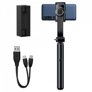 Gimbal / Trepied / Selfie stick cu telecomanda Baseus (SULH-01)
