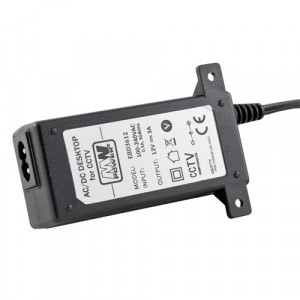 Sursa de alimentare 12V, 3Ah - MW Power EBD3612