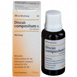Discus Compositum N cu Kalmia picaturi orale , 30 ml Afectiuni Reumatismale, Dureri Articulare, Coxartroza, Gonartroza, Artroza.