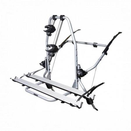Suport biciclete THULE ClipOn High 9106 S2 pentru 2 biciclete cu prindere pe haion