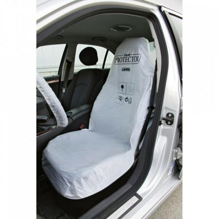 Husa de protectie Lampa pentru scaun auto, palstic , 100 buc