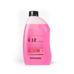 Antigel concentrat G12 Dynamax 1l
