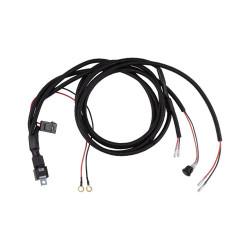 Cablaj instalare 2 proiectoare LED cu comutator ON / OFF - Wire Harness AX 2LS Osram