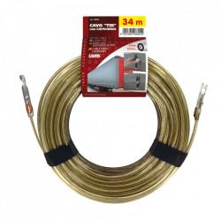Cablu vamal grosime 5,5mm lungime 34m - Lampa