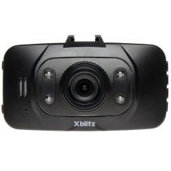 Camera auto DVR Xblitz Classic, Full HD, unghi vizionare 120 grade, G-Sensor, Functie SOS, neagra