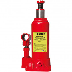 Cric auto hidraulic tip butelie Petex, 5 tone