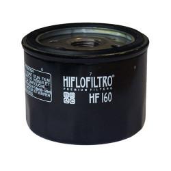 Filtru Ulei Hiflofiltro HF160 - BMW F650/700/800, 1000HP4, S1000RR, K1200/1300, R1200; Husqvarna 900 Nuda