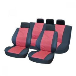 Set huse scaun auto Profiller Light, rosu