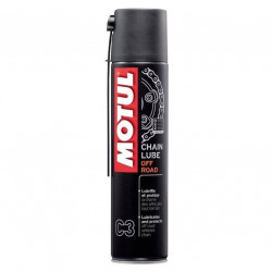 Spray Ungere Lant, Motul, Chain Lube Off Road, 400Ml