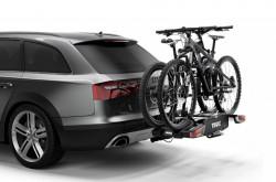 Suport biciclete Thule EasyFold XT 2 cu prindere pe carligul de remorcare - pentru 2 biciclete