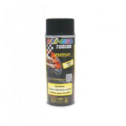 Vopsea folie detasabila Dupli-Color SprayPlast, 400 ml, Negru mat