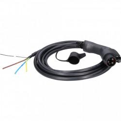 Cablu de incarcare capat deschis / TYPE 1 7.4 KW 230 V 32 A 5M-EFUTURO KS-TOOLS