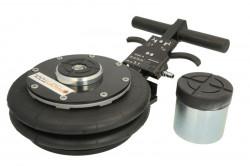 Cric pneumatic 2T tip perna aer cu ridicare inalta 115-430mm