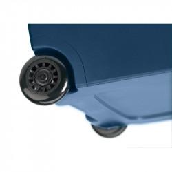 Cutie termoelectrica cu roti pentru transport usor Mobicool W48 AC/DC, alimentare la 12V DC/230V AC, capacitate 48 litri