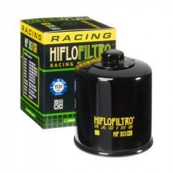 Filtru ulei racing HIFLO pentru motociclete, HF303RC