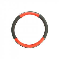 Husa volan, culoare: rosu, dimensiune 36,5 - 38 cm Mammooth