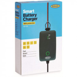 Incarcator baterii auto SMART CHARGE SLIM RING 4A 12V