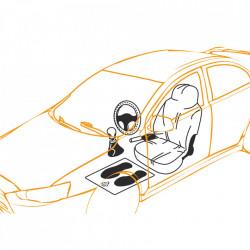 Kit huse protectie interior Lampa - 5 bucati