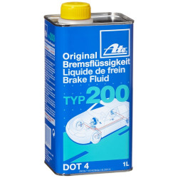 Lichid de frana Ate typ 200 DOT4, 1l