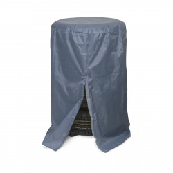 MNC - Prelată de protecţie pentru set de roţi auto - gri