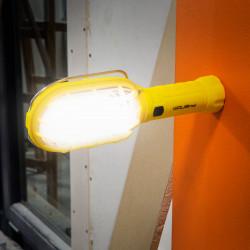 PHENOM - Lampă de lucru COB LED, cu acumulator - model Retro
