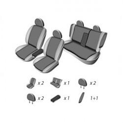 Set huse scaun auto Premium Volkswagen Passat (B5) Sedan 1996-2000