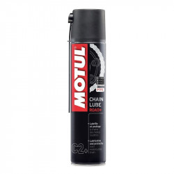 Spray lubrifiere lant Motul C2+ Chain Lube Road, 400ml