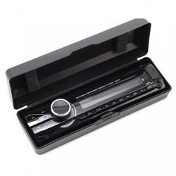 CARGUARD - MP3 player auto cu BLUETOOTH și față detașabilă 4 x 50W
