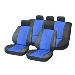 Set huse scaune auto Light PROFILLER albastru