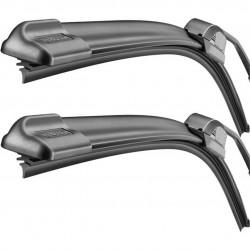 Stergator Bosch AeroTwin Retrofit, pentru parbriz 60 cm, pentru prindere clasica (carlig)