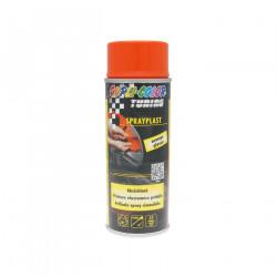 Vopsea folie detasabila Dupli-Color SprayPlast, 400 ml, Portocaliu lucios