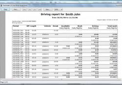 Cititor date tahografe digitale si carduri conducatori auto cu aplicatie de analiza gratuita Tacho2Safe