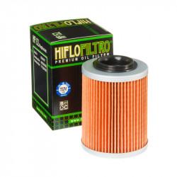 Filtru ulei HIFLO pentru motociclete, HF152