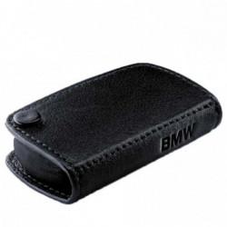 Husa protectie cheie originala BMW - piele neagra
